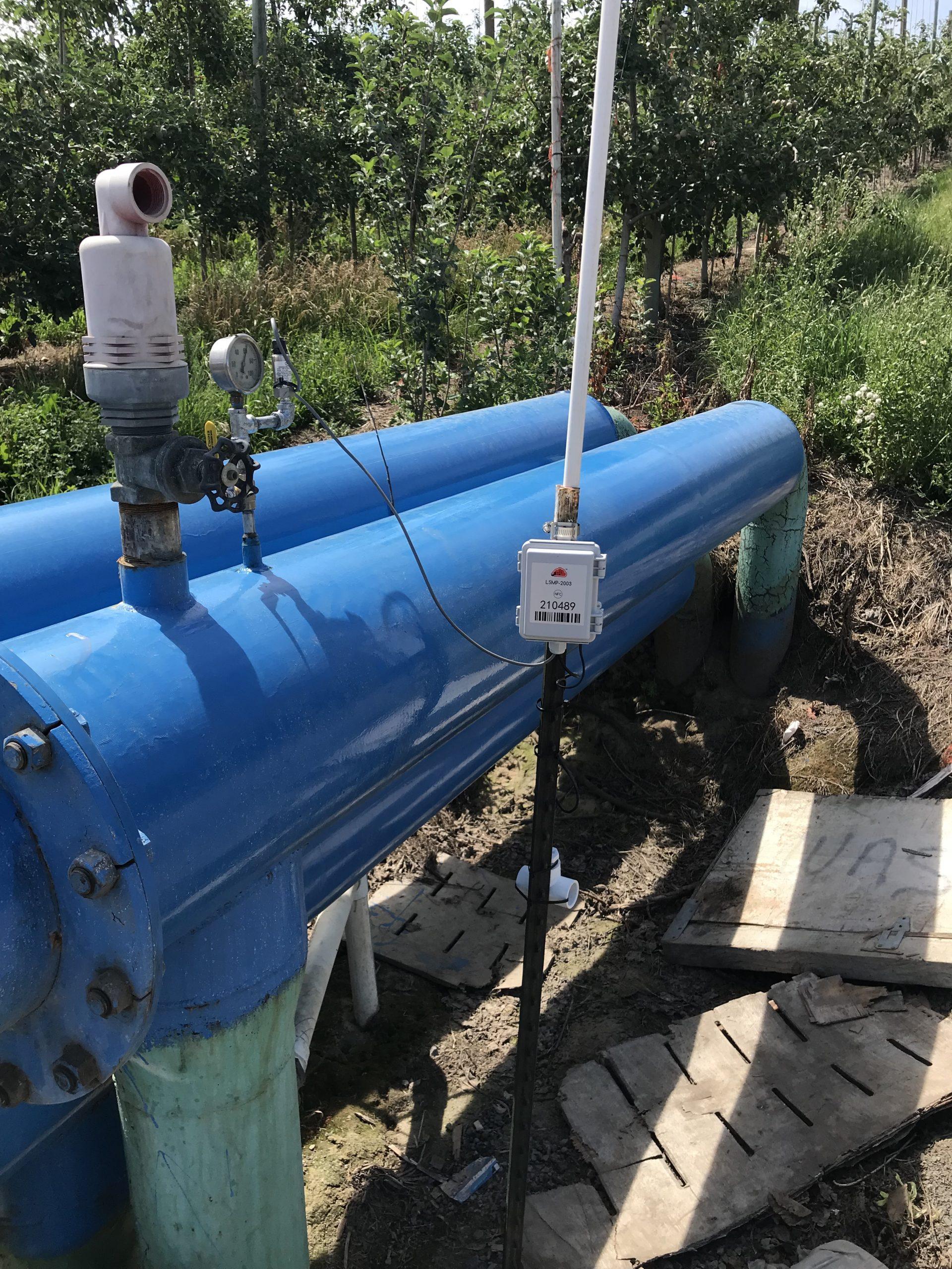Zenseio Water Pressure Monitoring