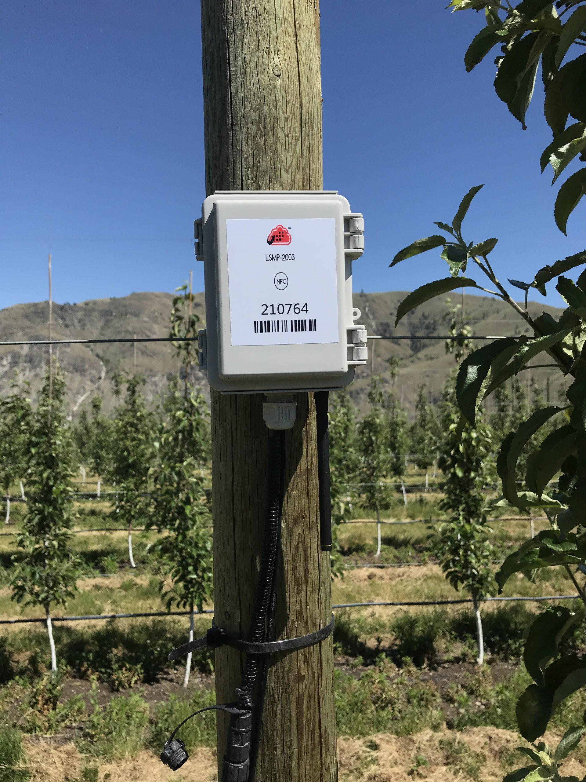 Zenseio Soil Moisture Monitoring