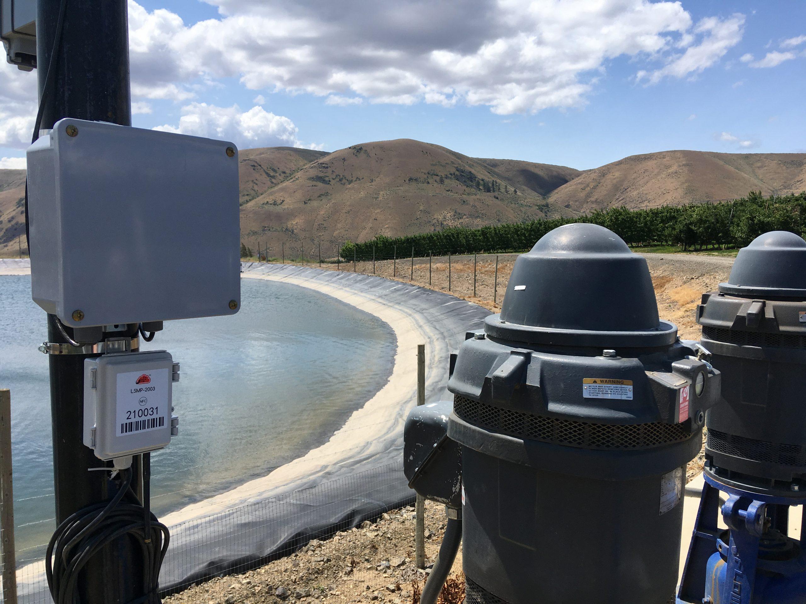 Zenseio Water Metering & Pump Monitoring
