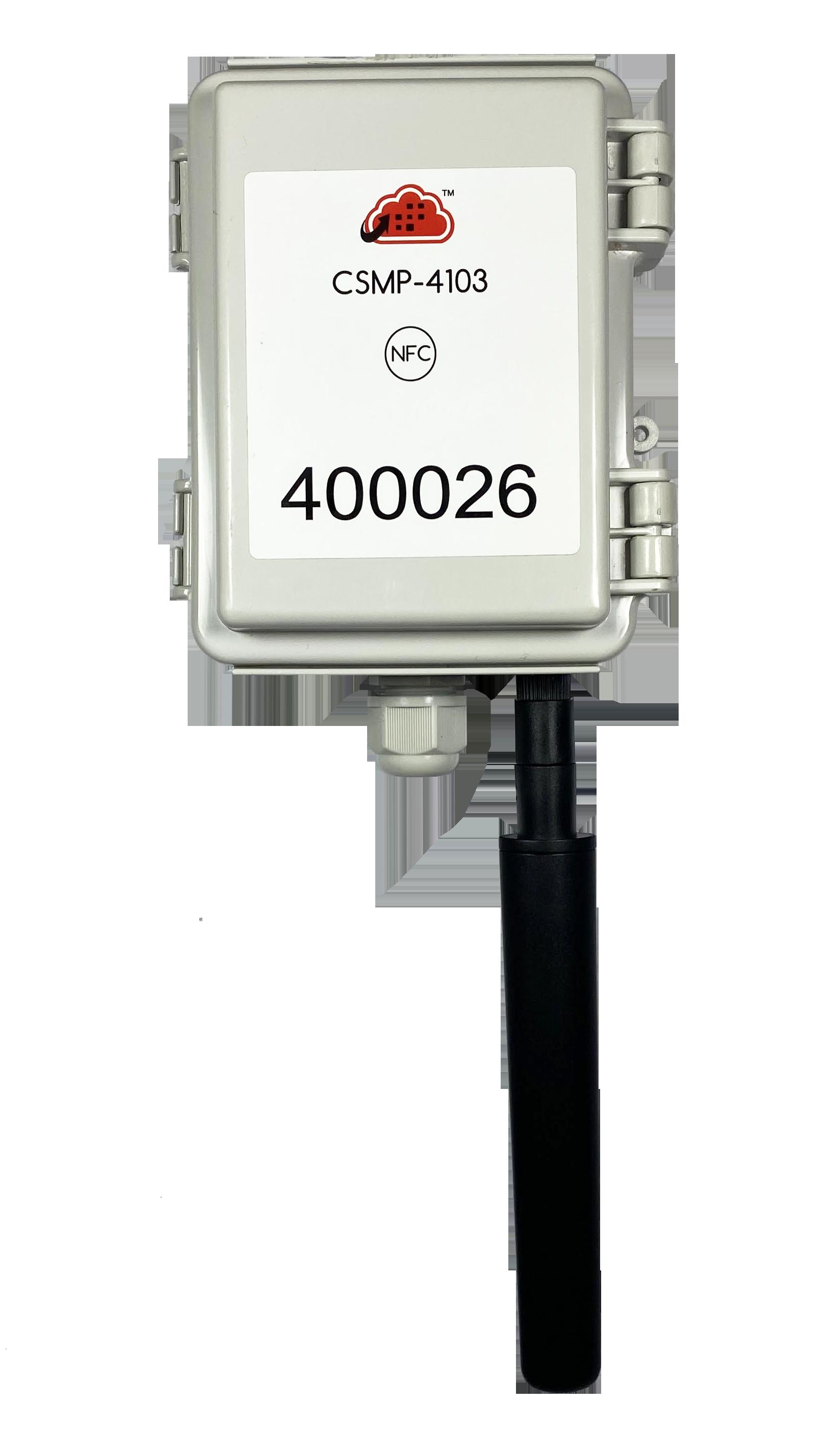 Zenseio CSMP-4103 LTE-M Telemetry